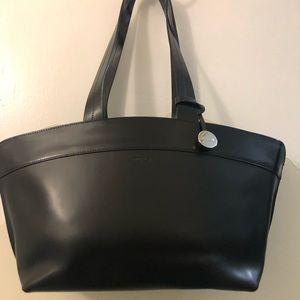 Furla Genuine Leather shoulder bag!